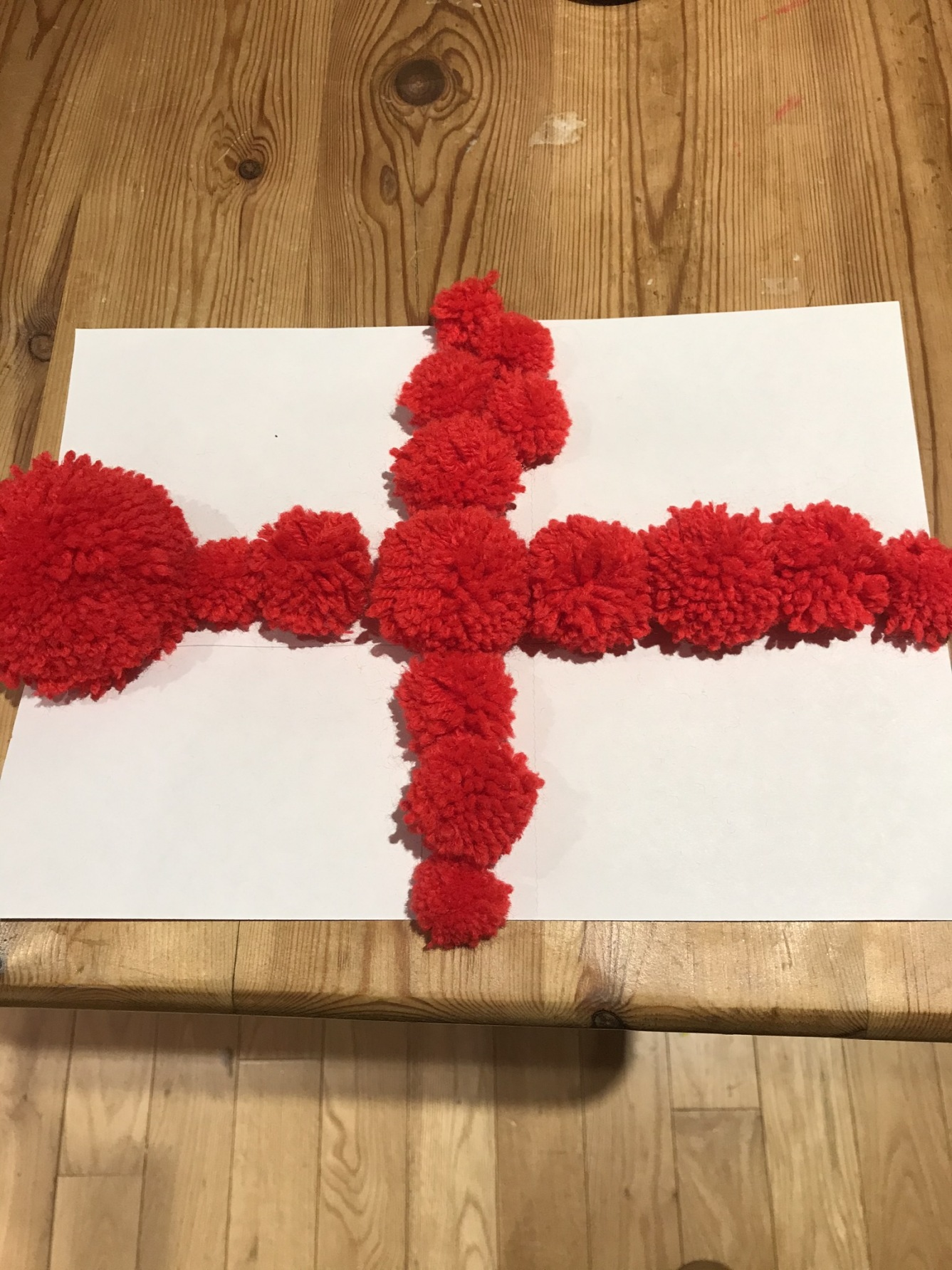 England-flag-from-Pom-poms